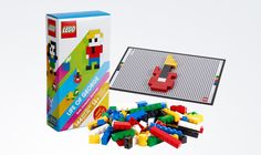 Novelty Gifts: Interactive Lego
