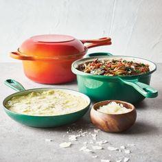 Le Creuset Multi-Function Pan, 2.5 qt. | Sur La Table