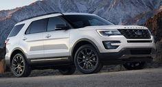 Gen-X In der Liebe mit dem Ford Explorer Sport sagt Studie Ford Ford Explorer Reports Study SUV