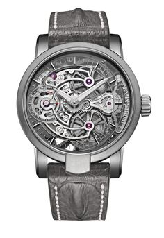 Armin Strom Swiss Watch Manufacture - Skeleton Pure Collection