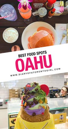 Foodie Travel 39054721758009330 - Planning a visit to Oahu, Hawaii? Here are some of the best and most delicious restaurants and food spots to visit in Honolulu and Waikiki! Source by Hawaii Vacation, Oahu Hawaii, Oahu Restaurants, Hawaiian Dishes, Hawaii Travel Guide, Hawaii Adventures, Food Spot, Good Foods To Eat, Lanai