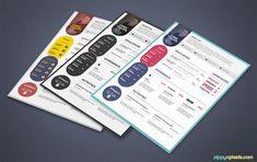 Resume templates creative free printable resume templates