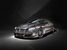 2013 BMW 6er Gran Coupé: Tuning von Hamann #bmw #hamann #tuning