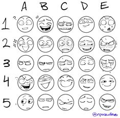 Trilling Exercises To Get Better At Drawing Ideas. Astounding Exercises To Get Better At Drawing Ideas. Drawing Reference Poses, Drawing Poses, Drawing Tips, Hand Reference, Drawing Meme, Drawing Prompt, Drawing Drawing, Facial Expressions Drawing, Facial Expression Memes