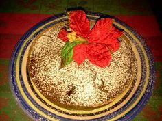 Torta ciocco e pere