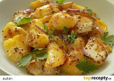Myslíme si, že by sa vám mohli páčiť tieto piny - Top Recipes, Potato Recipes, Vegan Recipes, Snack Recipes, Cooking Recipes, Snacks, Czech Recipes, Ethnic Recipes, Food 52