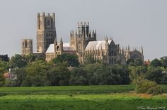 Ely Cathedral,The 'Ship of the Fens' Yeah, this is where I had my high school graduation ceremony.
