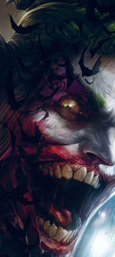 The Dark Knight - Joker 01
