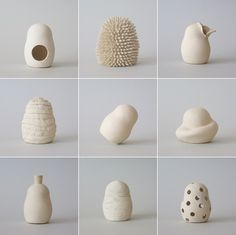 un objet, une émotion / each ceramic represents an emotion