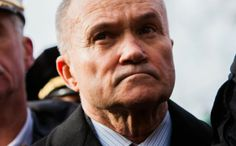 NYPD a 'quasi-military organization,' according to outgoing top-cop Ray Kelly