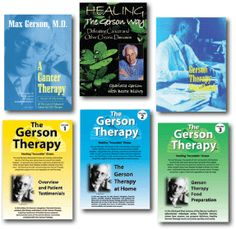 Gerson Therapy, Healing with Nature