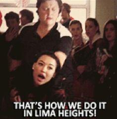 Naya Rivera #Glee #AuntySnix