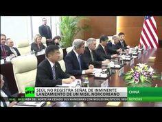 EE.UU. trata de debilitar a Corea del Norte  Video   ACTUALIDAD 2013