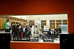 """Grabación CD """"Mozart y Haydn en las voces de Cantabile"""" en los Estudios Mans"""