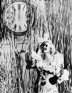 Bette Davis, 1930's, happy new year