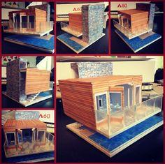 Modern Mini Houses: Build your mini dream house with Arckit