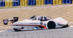 6 - Peugeot 905 #EV15 - Peugeot Talbot Sport