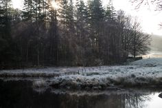 Winter along the River Brathay Country Roads, River, Stock Photos, Rivers