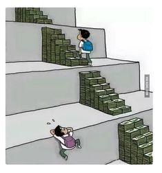 This picture is a good example of satire because it is showing our educations system. This is a juvilian cartoon because it causes us to think about the problem and for some people it may be offensive Pictures With Deep Meaning, Art With Meaning, Meaningful Drawings, Meaningful Pictures, Satire, Satirical Illustrations, Food Illustrations, Success Pictures, Deep Art