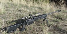 Savage Arms 110BA 338 Lapua.  This is the way to kill zombies.  From a looonnng way away.