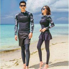 rash guard Surfboard Fins, Deep Diving, Rash Guard Women, Sports Magazine, Twin Outfits, Beach Activities, Athletic Women, Women Brands, Swim Trunks