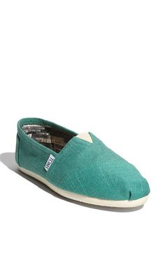 Turquoise Toms