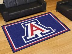 University of Arizona 5x8 Rug