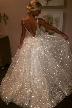 Sexy Affordable Backless V Neck A line Sparkly Long Evening Prom Dresses Prom Dresses Evening Dress Sexy Evening Dress Long Prom Dress Backless Prom Dress A-Line Prom Dresses 2019 Backless Prom Dresses, Sexy Dresses, Dress Prom, Party Dress, Sparkly Prom Dresses, Prom Gowns, Bridesmaid Dresses, Elegant Prom Dresses, Senior Prom Dresses