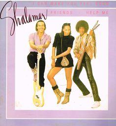 """SHALAMAR: I Can Make You Feel Good b/w Friends, Help Me  (3 Track 12"""" Single)"""