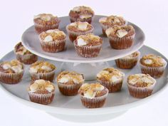 S'more Brownie Bites from Giada De Laurentiss.  Can't wait to try this!  FoodNetwork.com