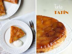 Tarta tatin - Lost in Cupcakes