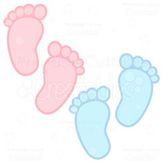 """""""Baby Footprints"""" FREESVG Cutting Files & Clipart includes: SVG cutting file – (separated layers for use with cutting machines) Printable PDF assembly instructions for layering paper piecings SVG Print & Cut file – (printable design with cut lines already established) – NO Tracing Needed! PNG preview image of completed design PNG Clipart files (transparent backgrounds) …"""