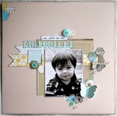 Gorgeous layout by Pati