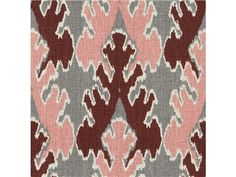 Groundworks BENGAL BAZAAR GRAPHITE/ROSE GWF-2811.711 - Lee Jofa New - New York, NY, GWF-2811.711,Lee Jofa,Print,0031,Grey,Heavy Duty,WS,Spot Resistant, Softened,Up The Bolt,GWF-2811,Kelly Wearstler,Multipurpose,USA,Yes,Groundworks,BENGAL BAZAAR GRAPHITE/ROSE