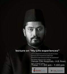"Best Creative Artist in The World Wajid Khan Artist: Lecture on ""My Life experiences"" By Mr Wajid Khan ..."