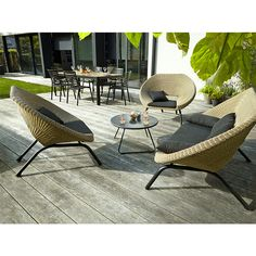 stylish modern seating for the garden | adamchristopherdesign.co.uk ...