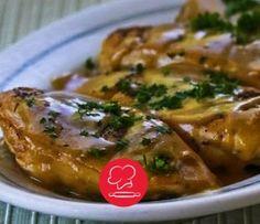 Pollo a la mostaza express
