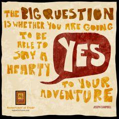 #quote #inspiration #motivation #josephcampbell