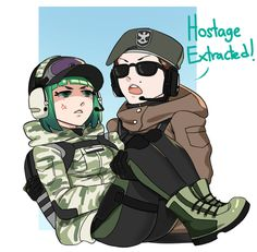 Extract hostage by mattomato