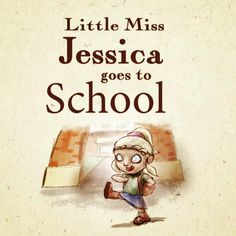 "Paralympic swimmer Jessica Smith has just written her first children's book ""Little Miss Jessica Goes to School"", the first book in a series that focuses on Positive Body Image and educating children about why being different is OK!"