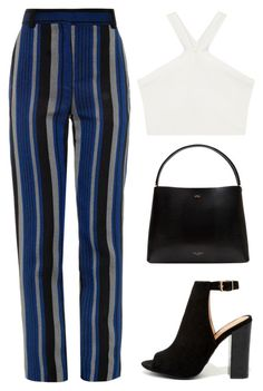 """#227. classy af"" by yvon-tani-jackson on Polyvore featuring BCBGMAXAZRIA, Proenza Schouler, Bamboo and Ted Baker"