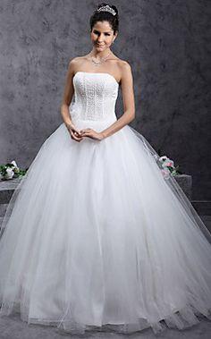 SYNA - Kleid für die Braut aus Tüll – EUR € 164.99