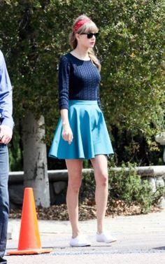 Đẹp Online   Diện chân váy ngọt ngào như Taylor Swift   Đẹp Online