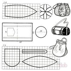 Как сшить дорожную сумку своими руками - три модели