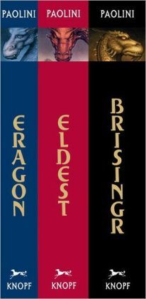 Inheritance Cycle Omnibus: Eragon, Eldest, and Brisingr  by Christopher Paolini