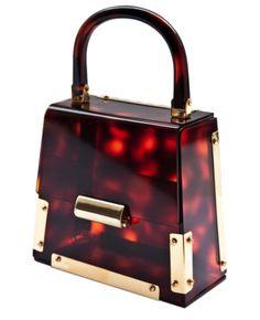Vintage lucite bag, Marlene Wetherell
