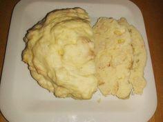 How to make quick bread dumplings in microwave recipe - How to make quick bread dumplings in microwave recipe - Microwave Recipes, Cooking Recipes, Healthy Recipes, My Favorite Food, Favorite Recipes, Bread Dumplings, Quick Bread, Gnocchi, Mashed Potatoes