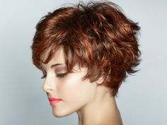 wanna give your hair a new look? Short shag hairstyles is a good choice for you. Here you will find some super sexy Short shag hairstyles, Find the best one for you, Short Shag Hairstyles, Haircuts For Curly Hair, Short Hair With Bangs, Curly Hair Styles, Short Curly Hair, Short Haircuts, Trendy Hairstyles, Short Pixie, Thick Hair