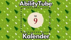 Tür 9 des 🎅 #AbilityTubeKalender 🎄 hält Typitus für Euch bereit! Influencer, Binder, Cover, Movie Posters, Art, Advent Calenders, Studying, Art Background, Trapper Keeper