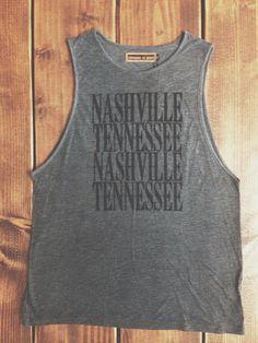 Nashville Tennessee Tank www.licensetoboot.com